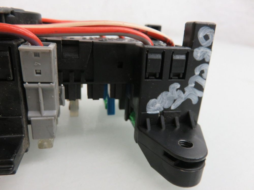medium resolution of 03 09 mercedes benz w209 clk500 clk320 dash left fuse box relay unit oem