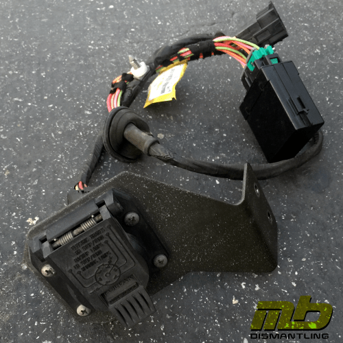 small resolution of 98 05 mercedes benz trailer hitch wiring harness mercedes pollak wiring harness