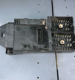 2003 2004 ford excursion f350 fuse box relay center bcm module 2c7t 14a067  [ 1600 x 1200 Pixel ]