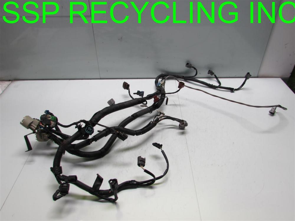 medium resolution of 94 1994 subaru svx engine motor wire harness wiring oem 45069 1