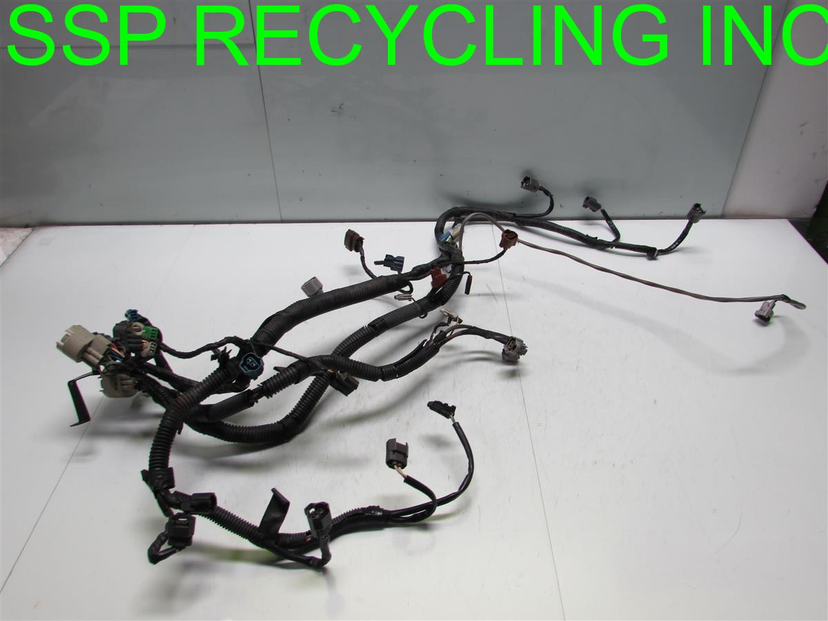 hight resolution of 94 1994 subaru svx engine motor wire harness wiring oem 45069 1