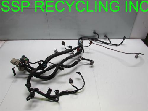 small resolution of 94 1994 subaru svx engine motor wire harness wiring oem 45069 1