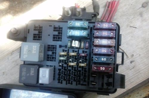 small resolution of 1998 tahoe fuse box