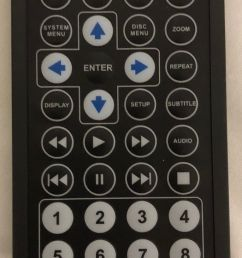 audiovox entertainment center system tv dvd cd car remote control 13652360 does not apply 0837 [ 685 x 1468 Pixel ]