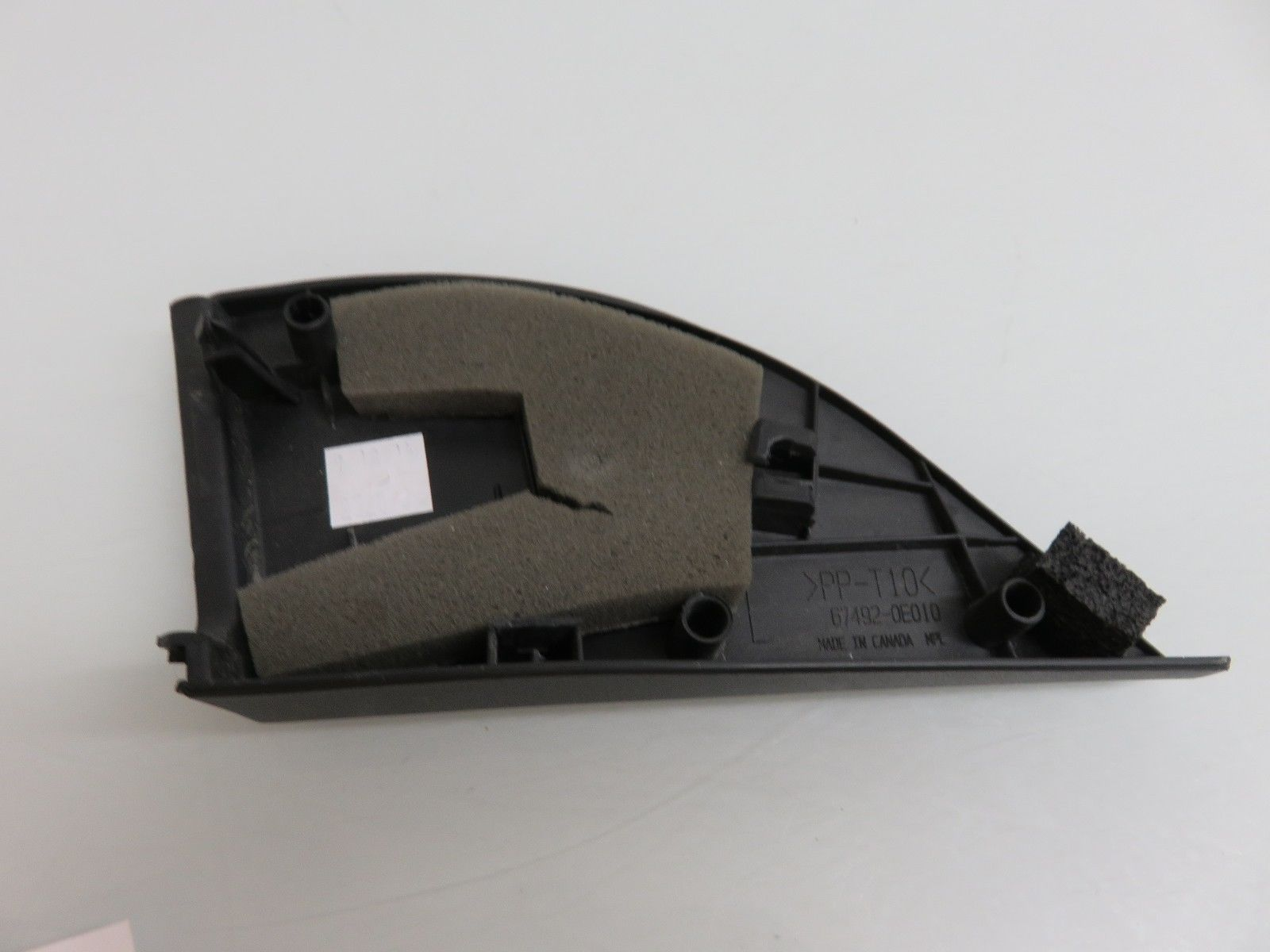 hight resolution of 04 09 lexus rx330 rx350 interior fuse box panel cover 67492 0e010 oem