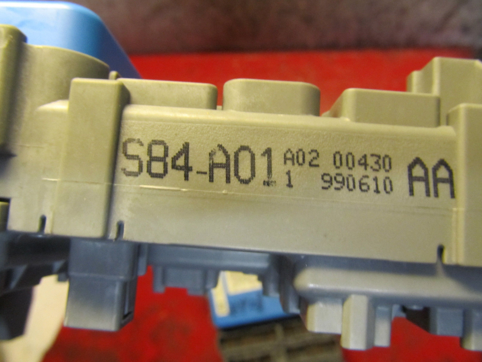 hight resolution of 02 01 98 00 99 honda accord left interior fuse box panel module 38800 s84 a200m1
