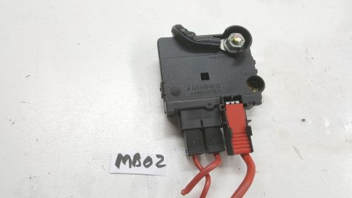 small resolution of 00 06 mercedes w220 s430 em s500 em trunk junction