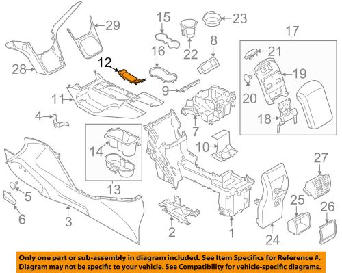 small resolution of new oem 13 16 em ford em escape em