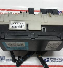 2004 2006 mitsubishi endeavor etacs body control module with fuse box mn141424 does not apply [ 1600 x 1200 Pixel ]