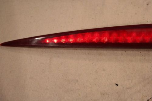 small resolution of 2002 2006 cadillac escalade rear high mount 3rd third brake light oem 15044516
