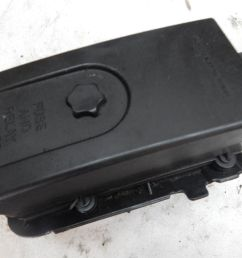 1996 1997 1998 1999 saturn s series under hood fuse box and relay center 2003 ford [ 1600 x 1200 Pixel ]