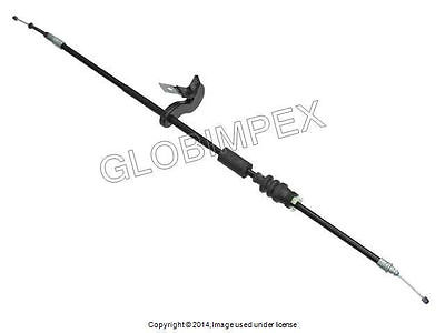 F650 Parking Brake Cable