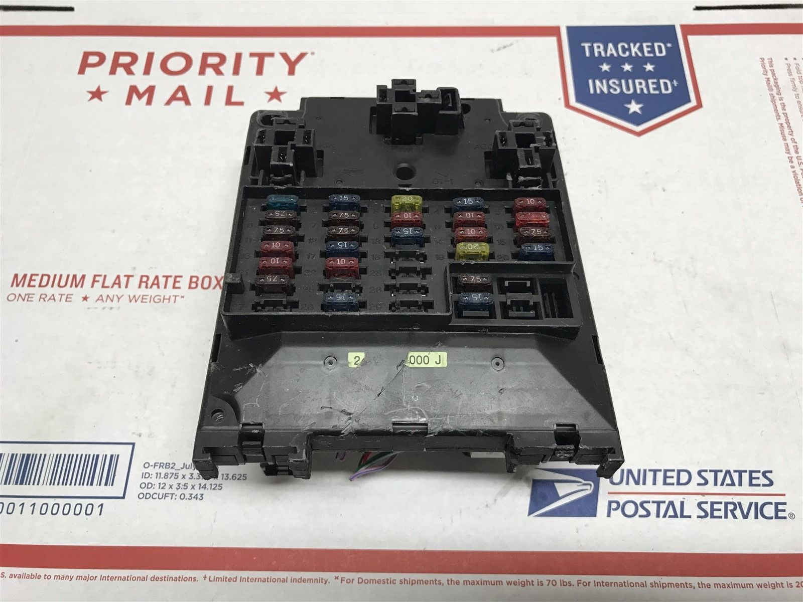hight resolution of 1997 1998 infiniti q45 fuse box oem pp t30 gf10 does not apply