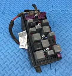 genuine gm part main wire wiring junction fuse block relay panel 25883018 does not apply [ 1200 x 1600 Pixel ]