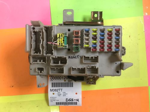 small resolution of 05 toyota camry dash cabin fuse box 82730 06160 oem m062t 82730 06160