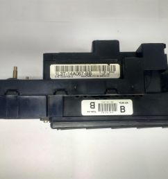 2001 ford f150 interior dash fuse box junction relay box with gem 1l3t 14a067  [ 1600 x 1200 Pixel ]