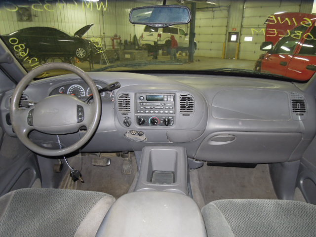 2002 Ford Excursion Dash Parts