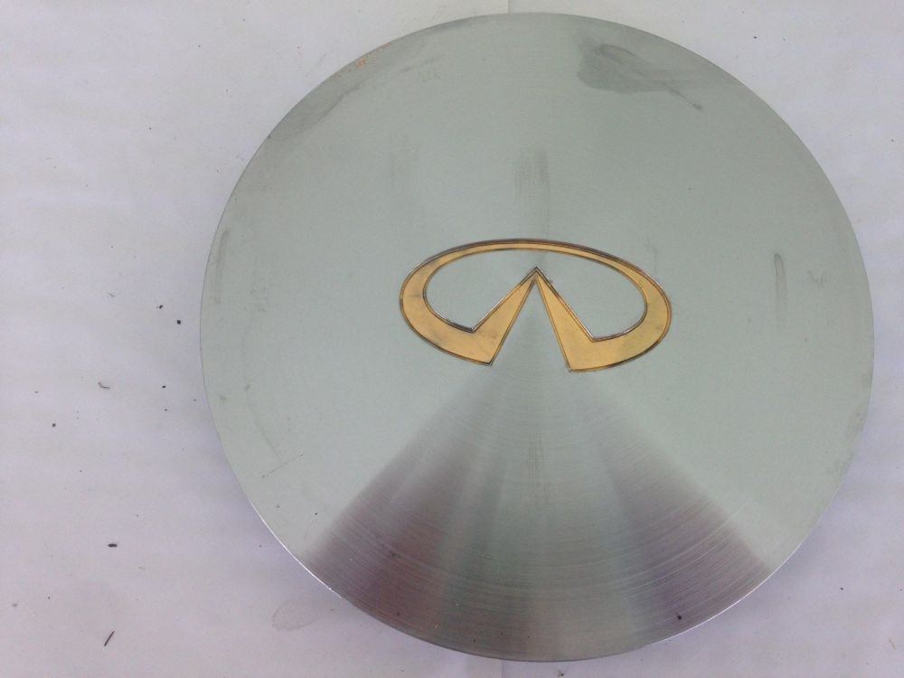 medium resolution of 1993 94 95 96 97 infiniti j30 center cap 40315 10y10 gold emblem 15