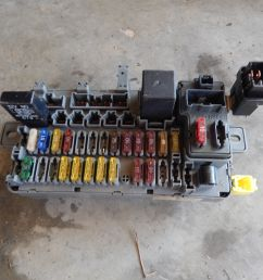 96 1994 1995 1996 1997 acura integra fuse box interior [ 1600 x 1200 Pixel ]