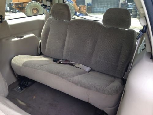 small resolution of 01 02 03 ford windstar tan 3rd row seat 2001 2002 2003 third row seats storage