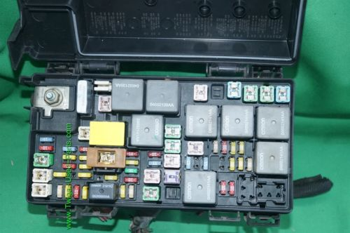 Bmw 325i Fuse Box Diagram Dodge Nitro Tipm Totally Integrated Power Module Fuse