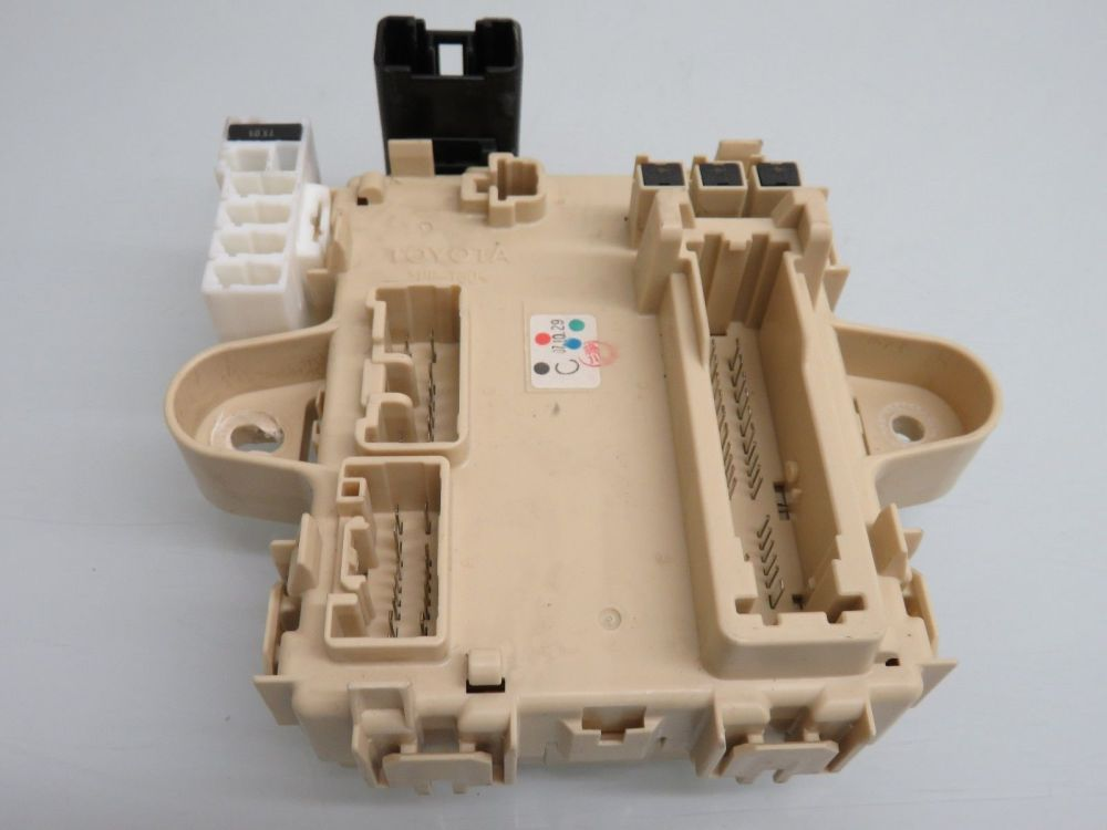 medium resolution of 04 09 lexus rx330 rx350 rear interior fuse box relay junction box oemrx330 fuse box