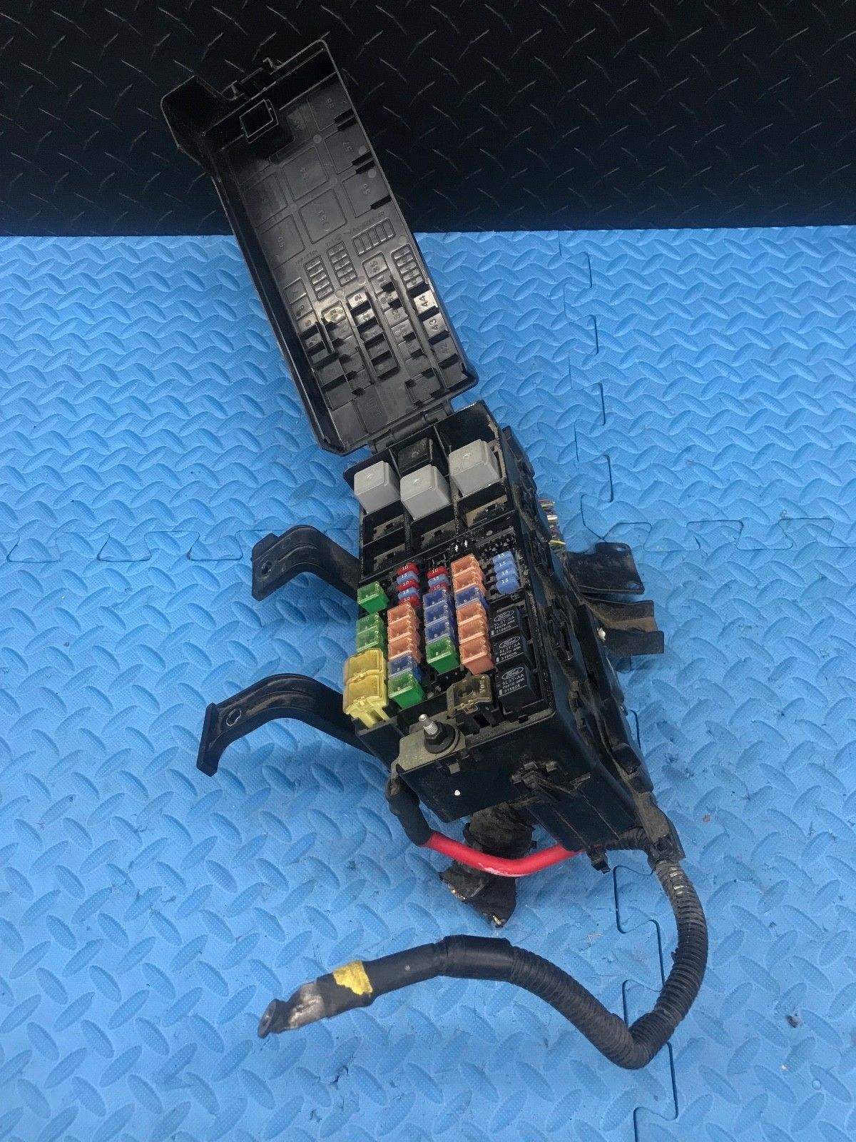 hight resolution of oe lincoln mkz part wire wiring junction em fuse em