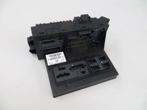 small resolution of 2003 2006 mercedes e500 w211 front left fuse box sam module 2115453101 e320 e55 mercedes