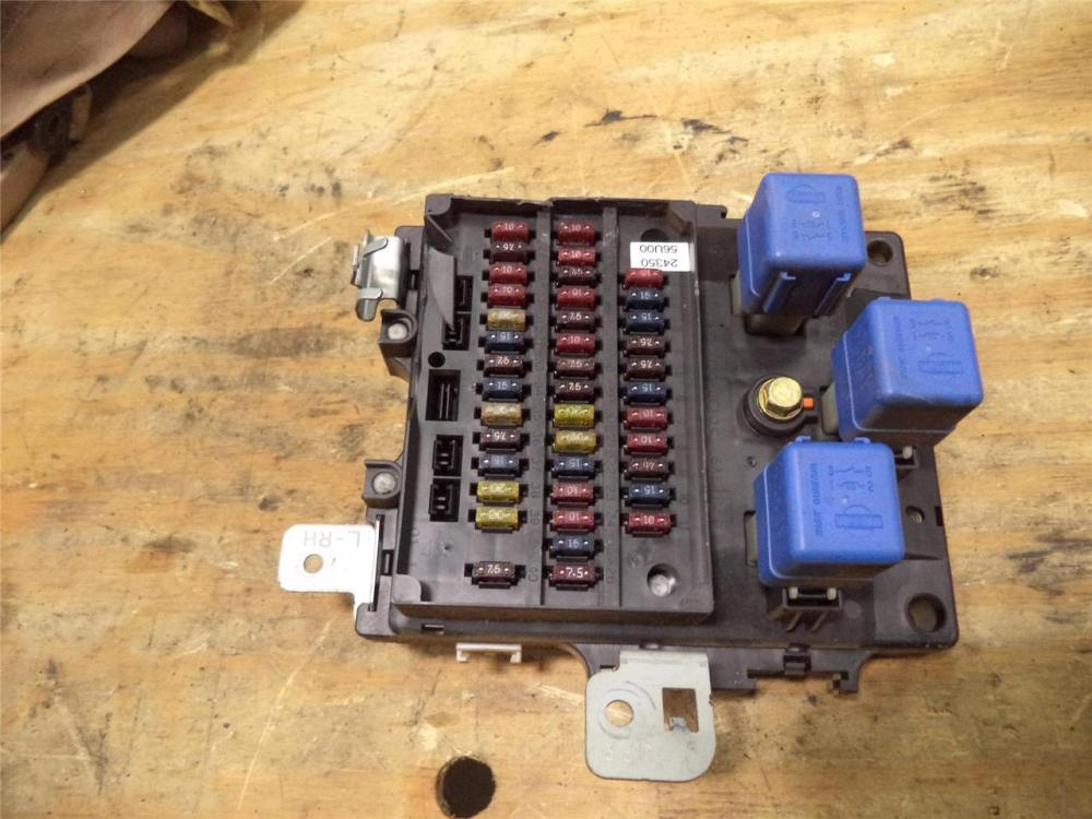 medium resolution of 96 maxima fuse box wiring diagram centre 95 nissan maxima fuse box