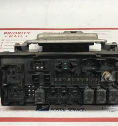2004 2005 dodge durango abs control module with fuse box oem 56049840ah does not apply [ 1600 x 1200 Pixel ]