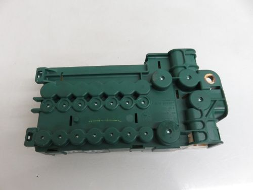 small resolution of 2000 2006 bmw e53 x5 rear battery voltage regulator fuse box oem 8 387 541
