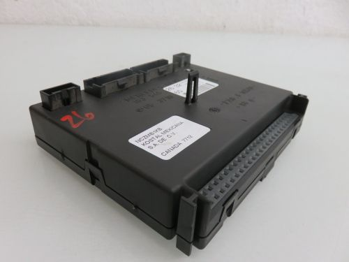 small resolution of 98 03 mercedes benz w163 ml320 ml430 main relay fuse box bcm module oem