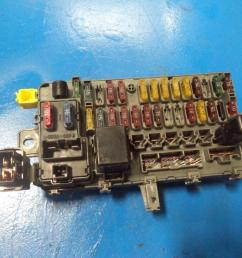 94 95 96 97 acura integra under dash fuse box 1 8 automatic coupe mulitfunction  [ 1280 x 960 Pixel ]