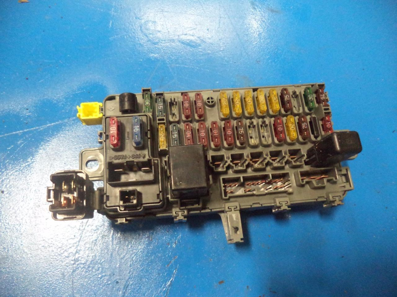 hight resolution of 94 95 96 97 acura integra under dash fuse box 1 8 automatic coupe mulitfunction