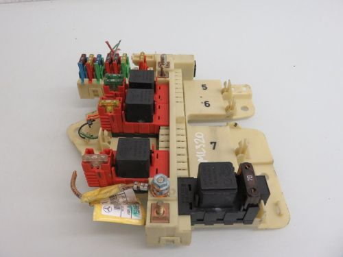 small resolution of 1998 ml320 fuse box info