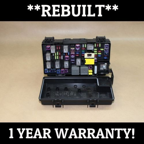 small resolution of rebuilt 2011 liberty nitro tipm temic integrated fuse box module 04692331ae does not apply 1029