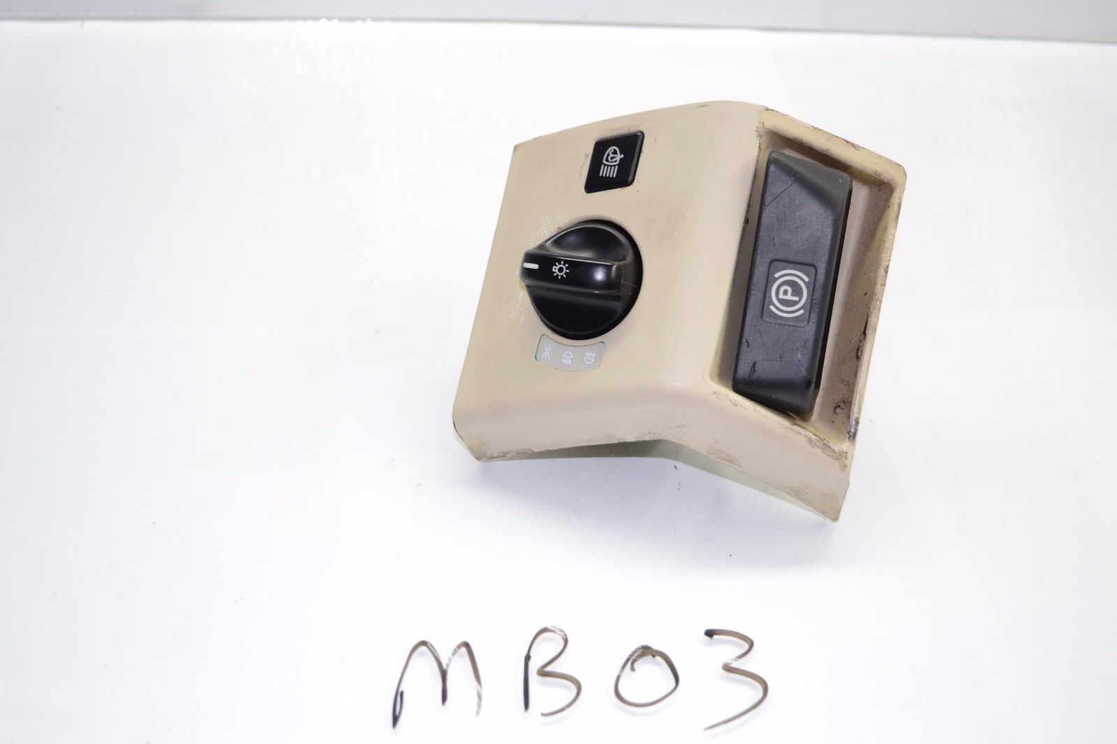 hight resolution of 2000 2006 mercedes w220 s430 s500 headlight lamp control switch beige 2205450504 a2205450504
