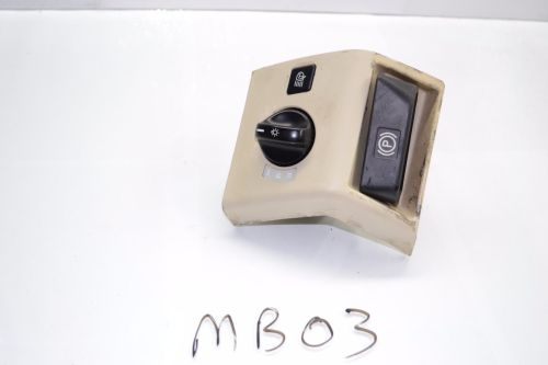 small resolution of 2000 2006 mercedes w220 s430 s500 headlight lamp control switch beige 2205450504 a2205450504