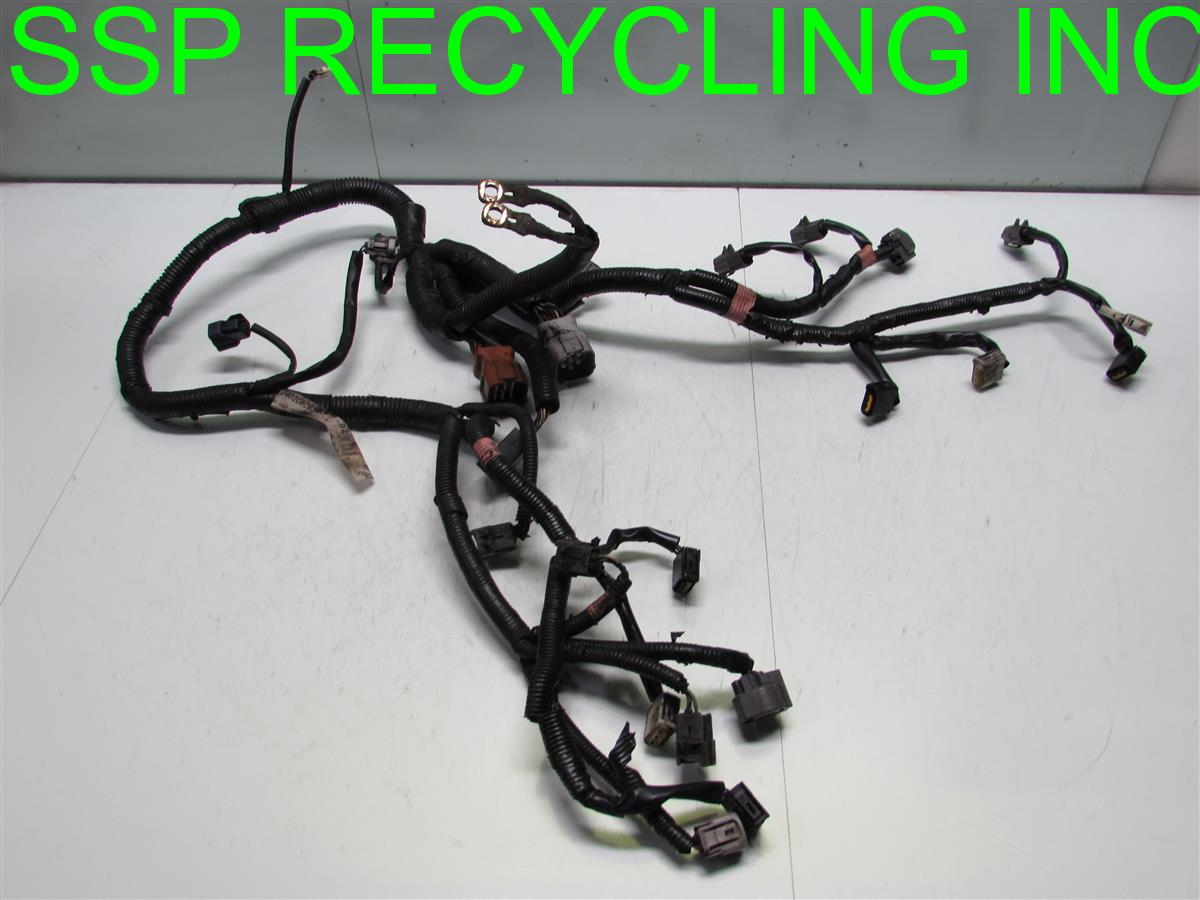hight resolution of 03 2003 subaru outback legacy engine motor wire harness wiring 24020ac831 oem 46031 1