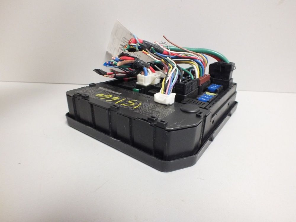medium resolution of 11 12 13 2011 2012 2013 nissan rogue fuse box control module 284b6 jg03a 1770