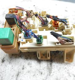 1999 dodge durango dashboard fuse panel and relay junction box assembly 1998 1999 2000 2001 2002 [ 1600 x 1200 Pixel ]