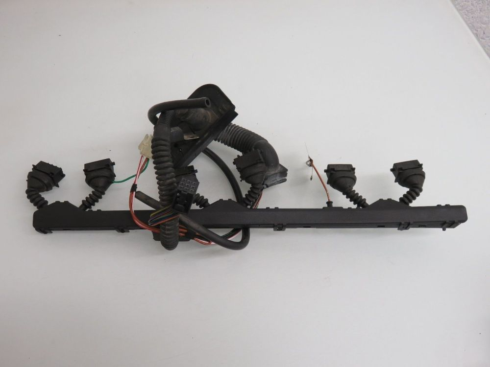 medium resolution of 01 06 bmw e53 x5 3 0l engine motor ignition wiring harness oem 7506843