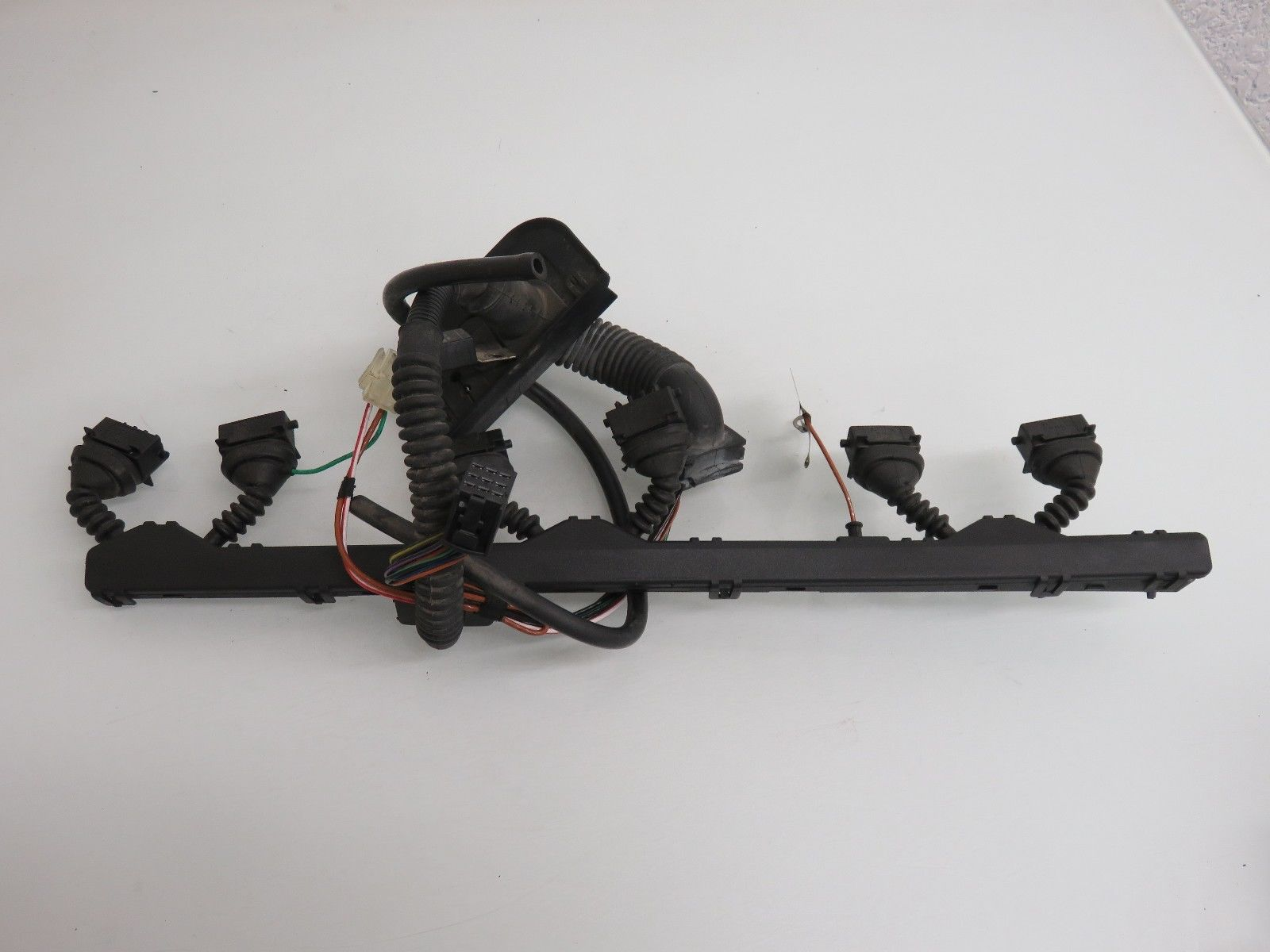 hight resolution of 01 06 bmw e53 x5 3 0l engine motor ignition wiring harness oem 7506843