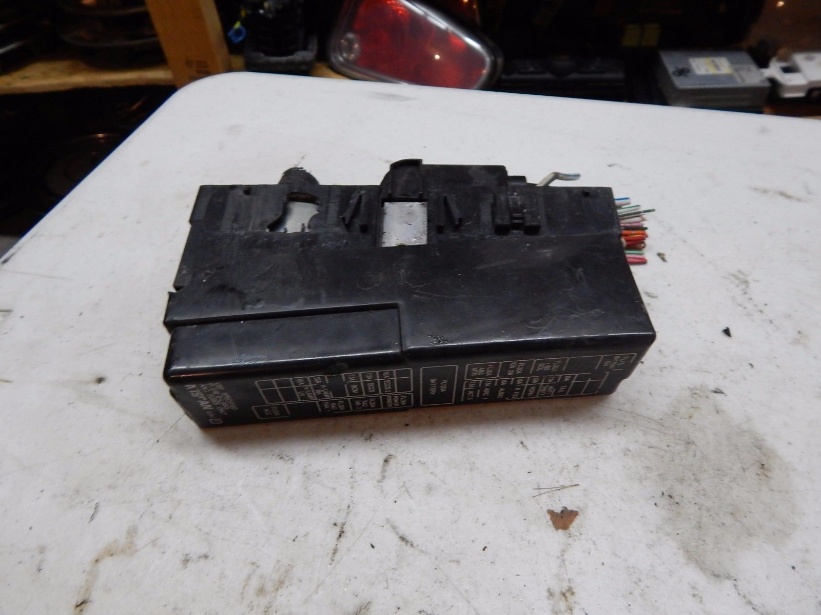 hight resolution of 1995 1996 1997 nissan maxima engine drivers side fuse box