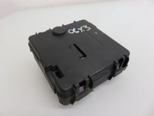 small resolution of 04 06 bmw e83 x3 battery terminal fuse box 6928944 oem 8387547