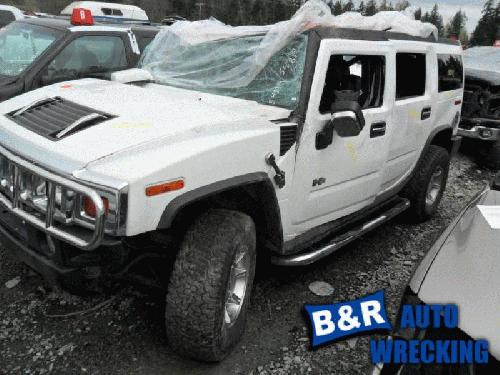 Hummer H2 Wiring Harness Accessory