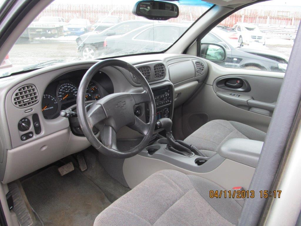 hight resolution of chevrolet trailblazer 2003 for parts chevrolet trailblazer 2002 for parts