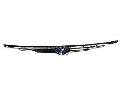 New GRILLE MEDALION CHRYSLER TOWN AND COUNTRY 2005-2007 PN