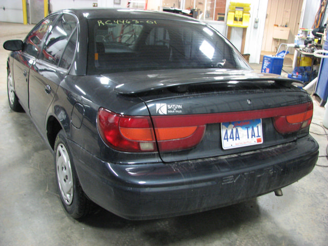 2001 Saturn Tail Light Harness