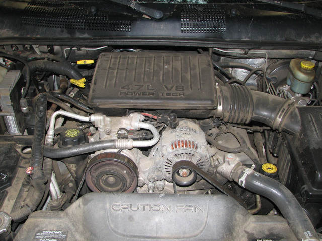2001 Jeep Cherokee Transmission
